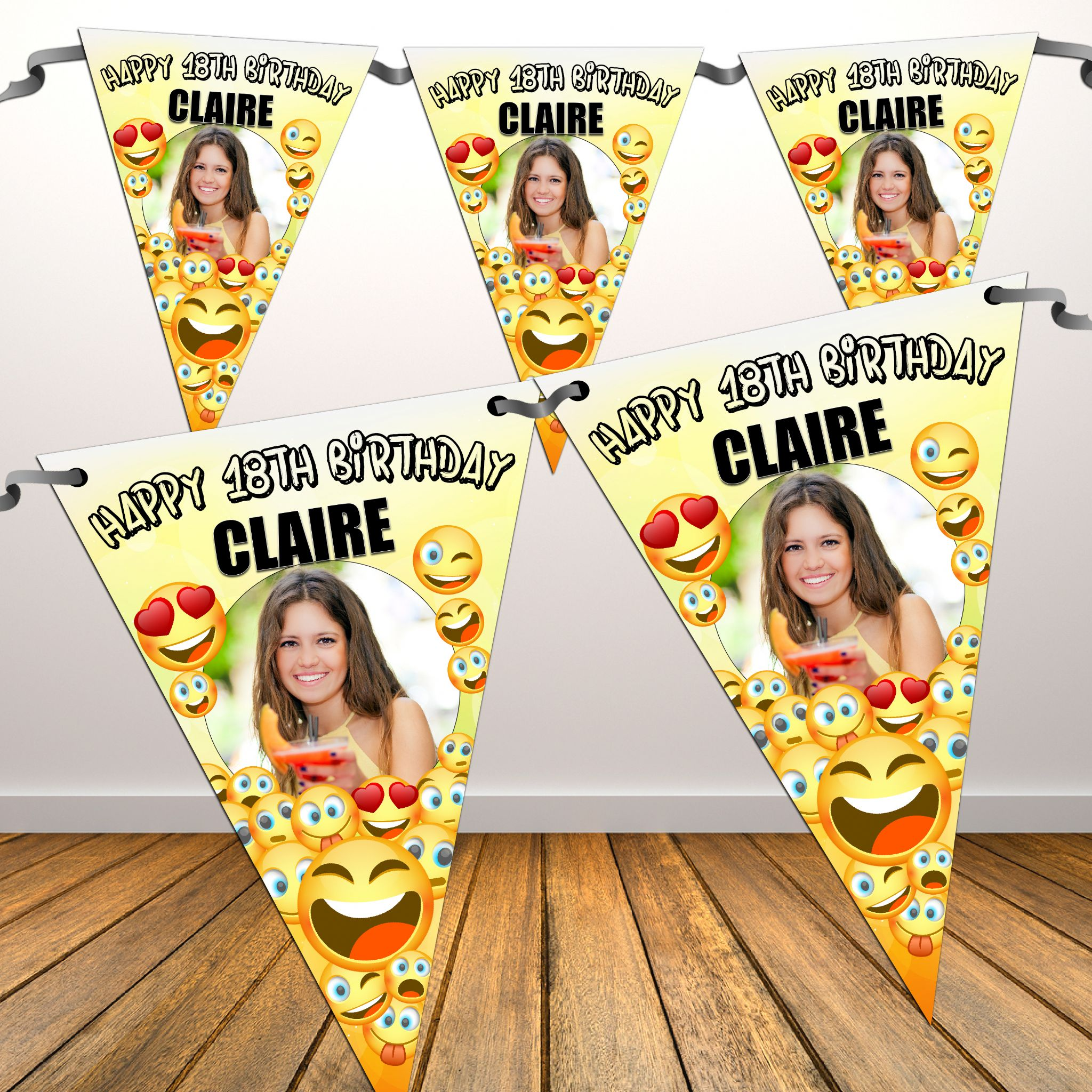 Party Supplies Personalised Large Birthday Door Poster Banner N6 18th 21st 30th 40th ANY AGE Celebrations & Occasions