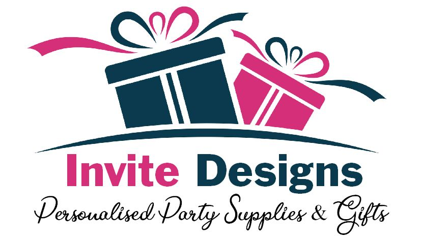 Invite Designs | Personalised Party Co. |